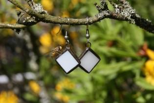 earrings white - Tiffany jewelry