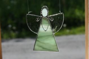 Angel green2 - Tiffany jewelry