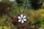 jewel flower white2 - Tiffany jewelry