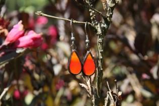 earrings fire - Tiffany jewelry