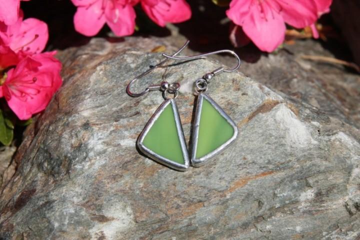earrings green - Tiffany jewelry