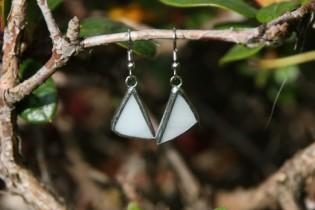 earrings snow - Tiffany jewelry