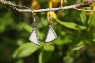 earrings beige - Tiffany jewelry