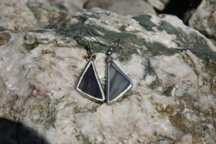 earrings smoke - Tiffany jewelry