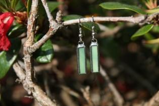 earrings green 2 - Tiffany jewelry