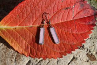 earrings pink - Tiffany jewelry