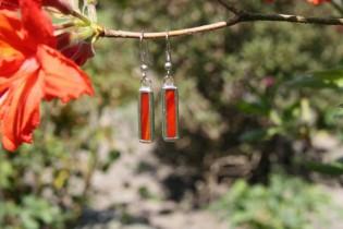 earrings green small - Tiffany jewelry