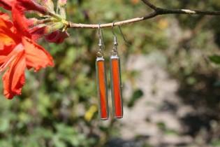 earrings red 4 - Tiffany jewelry