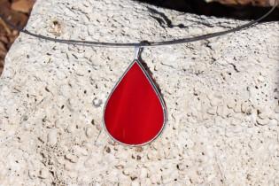 jewel drop red - Tiffany jewelry