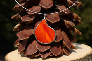 jewel drop of fire2 - Tiffany jewelry