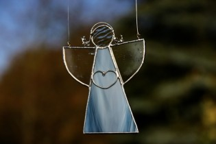 Angel from the sea - Tiffany jewelry