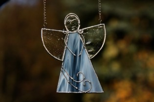 Angel from the sea 2 - Tiffany jewelry