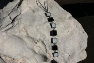 jewel black and white - Tiffany jewelry