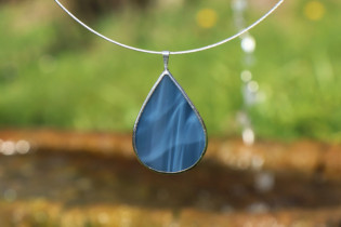 jewel drop from the sea - Tiffany jewelry