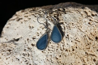 earrings from the sea - Tiffany jewelry