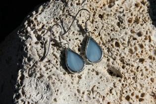 earrings drops from the sky - Tiffany jewelry