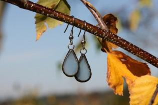 earrings from the sea - Tiffany jewelry