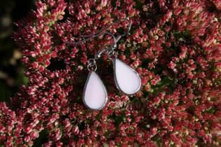 earrings drops pink - Tiffany jewelry