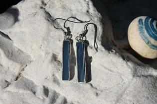 earrings from the sea long - Tiffany jewelry