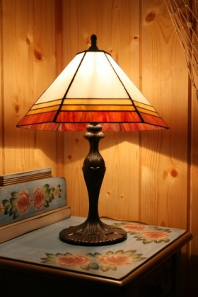 Tiffany lamps four-color - Tiffany jewelry