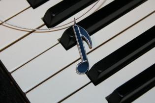 note - Tiffany jewelry