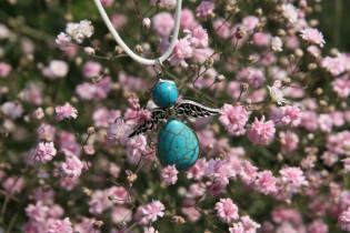 angel blue - Tiffany jewelry