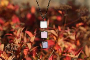 jewel three-color - Tiffany jewelry