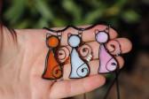 pink cat - Tiffany jewelry