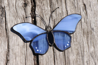 butterfly blue - Tiffany jewelry