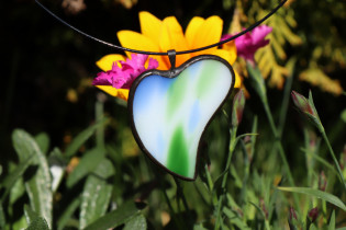 jewel heart colour - Tiffany jewelry