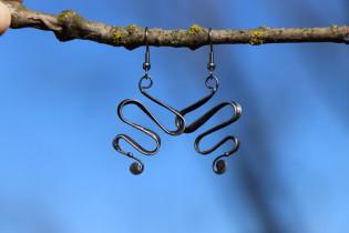 earrings snakes - Tiffany jewelry