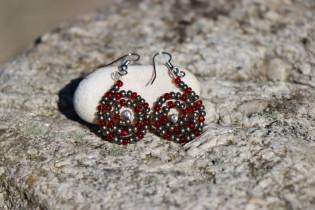 earrings red - Tiffany jewelry