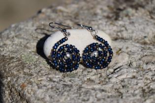 earrings blue - Tiffany jewelry