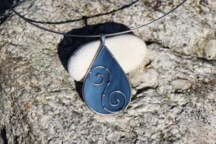 jewel drop blue - Tiffany jewelry