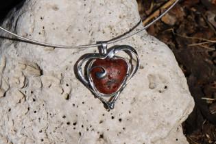 jewel with heart - Tiffany jewelry